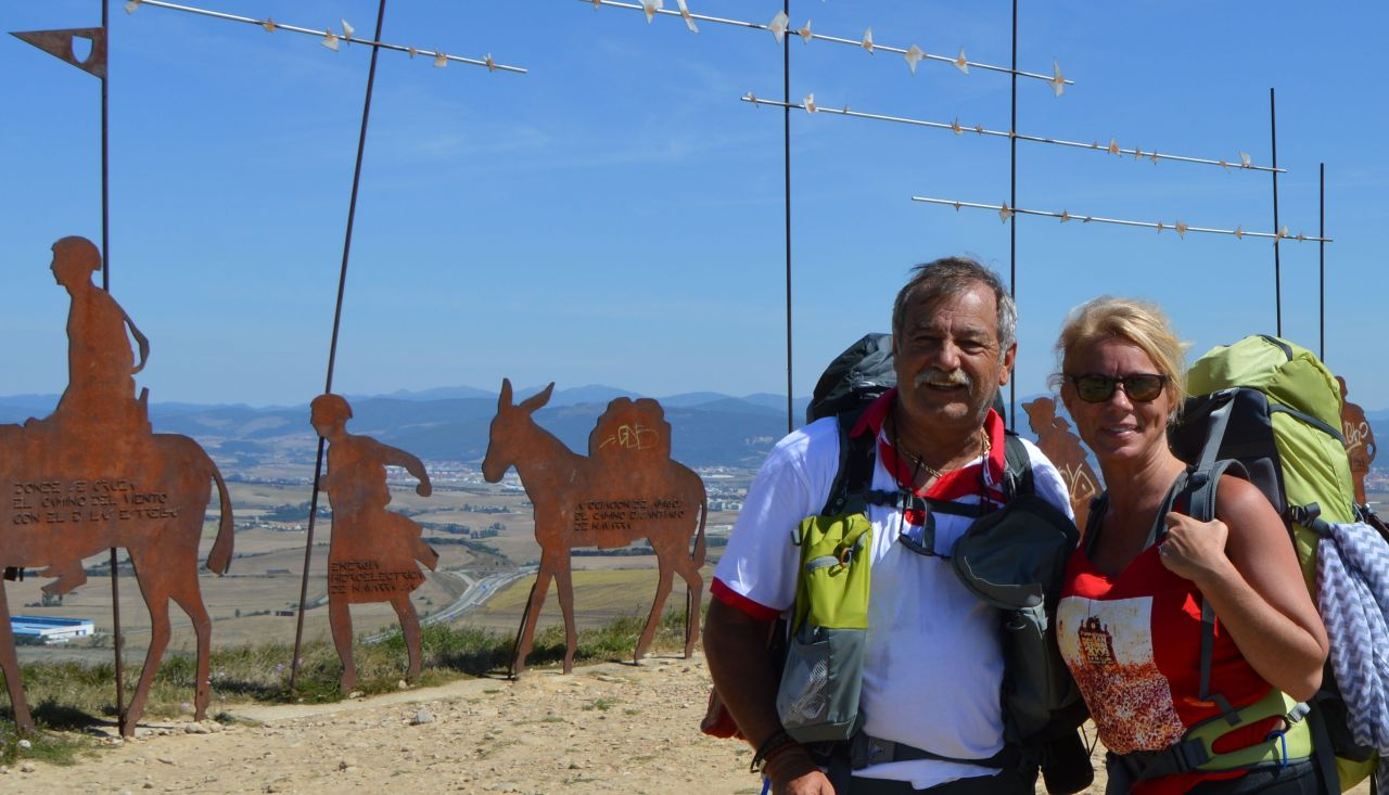 Day 2 – Zariquiegui to Puente laReina