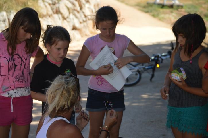 The Hard Sell in Villamayor de Monjardin
