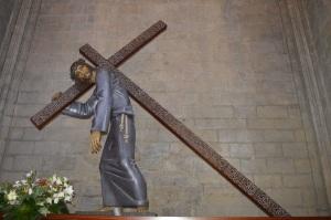 Jesus at Iglesia de Santiago el Real