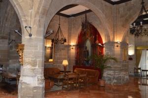 Lobby at Parador Hotel-Santo Domingo de a Calzada