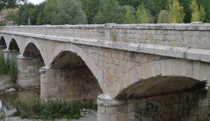 Bridge out of Belorado