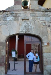 Jackie and Gonzalo at San Anton Abad