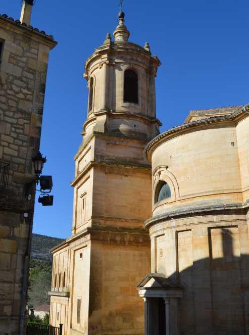Cathedral at Silos