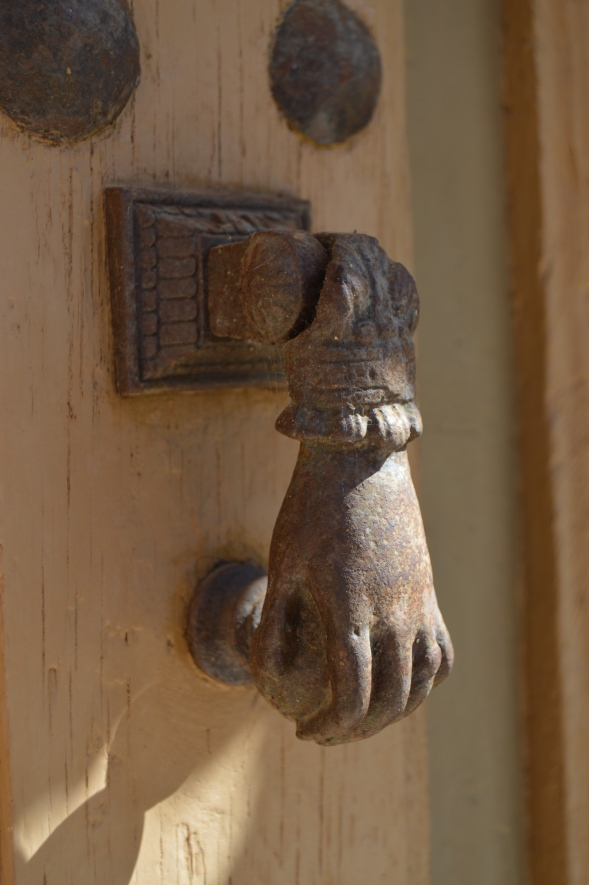 Door Knocker--Fromista