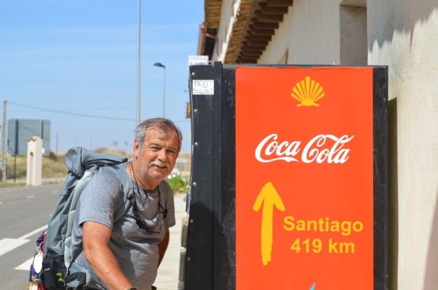 The Camino is even on soda machines