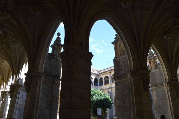Just the hotel cloister - Every hotel should have one