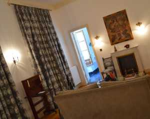 Posada Real Casa de Tepa - One-half of our suite