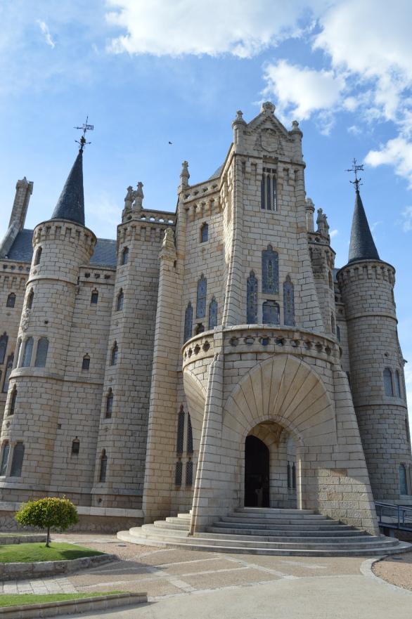 Gaudi Palace--Astorga