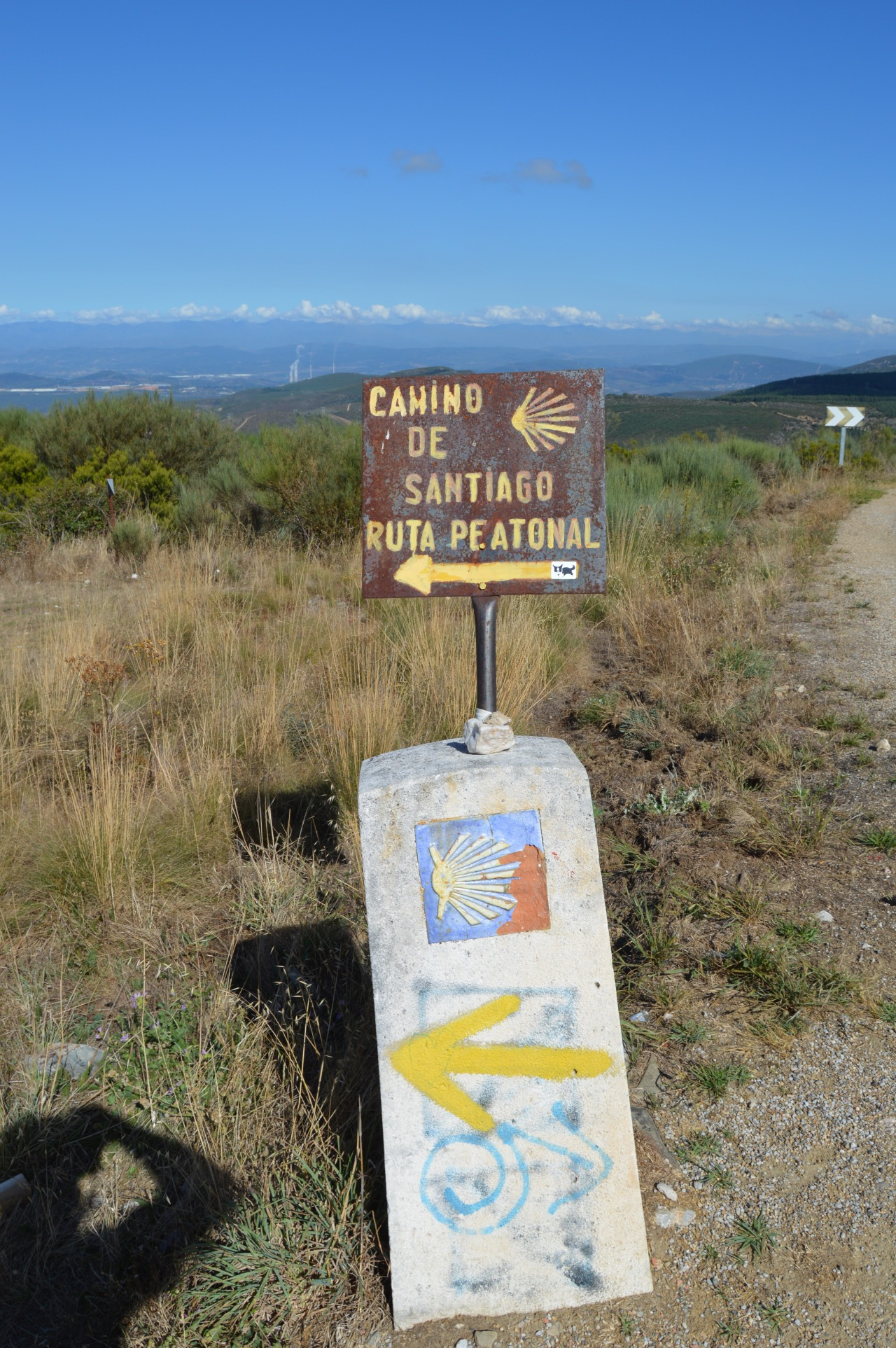 Day 20 – The Heights of the Camino