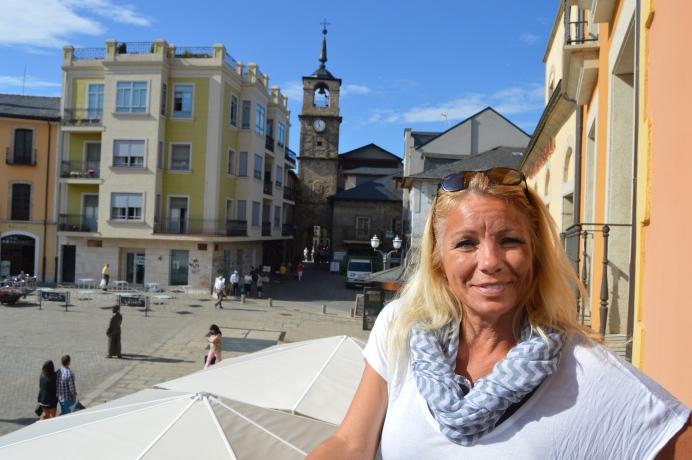From our balcony - Ponferrada