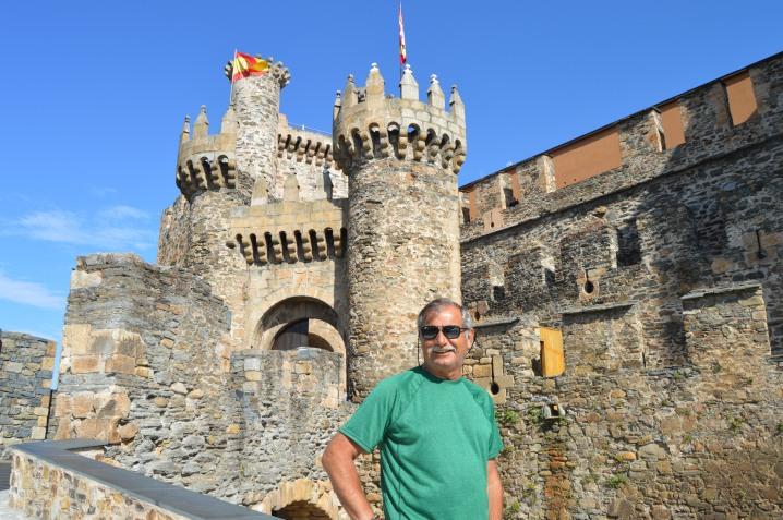The Knight Templar castle