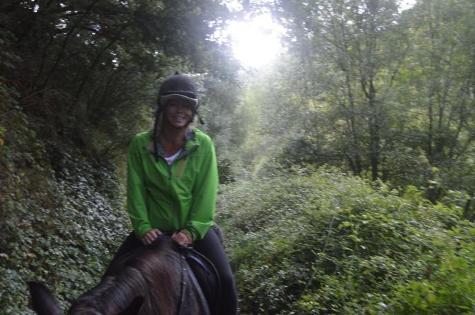 Born equestrian lover