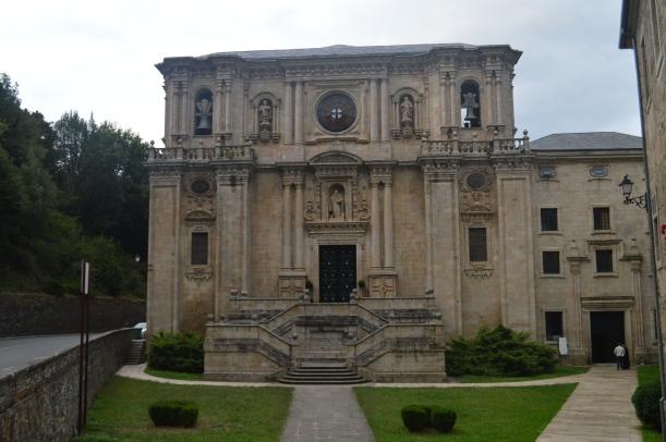 Benedictine Monasterio de San Julián de Samos